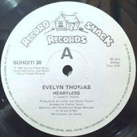 12 / EVELYN THOMAS / HEARTLESS