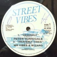 12 / PETER HUNNIGALE / TIPPA IRIE / HEAVENLY