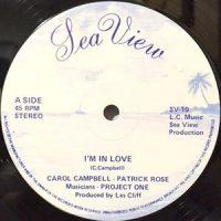 12 / CAROL CAMPBELL - PATRICK ROSE / I'M IN LOVE