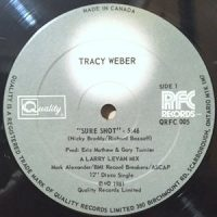 12 / TRACY WEBER / SURE SHOT