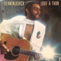 LP / VERNON BURCH / LOVE-A-THON