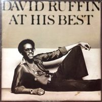 LP / DAVID RUFFIN / AT HIS BEST