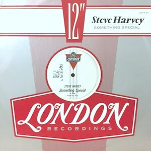 12 / STEVE HARVEY / SOMETHING SPECIAL / CAN'T LET GO