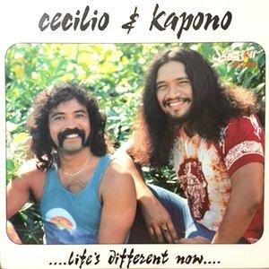 LP / CECILIO & KAPONO / LIFE'S DIFFERENT NOW