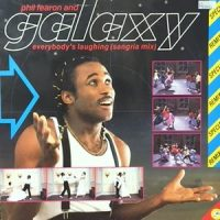 12 / PHIL FEARON AND GALAXY / EVERYBODY'S LAUGHING (SANGRIA MIX)