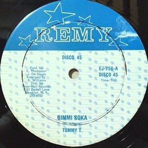 12 / TOMMY T / GIMMI SOKA / PART II DISCO SOKA