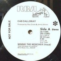 12 / CAB CALLOWAY / MINNIE THE MOOCHER / (INSTRUMENTAL)