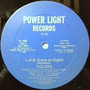 12 / COLORS / L.O.S. ( LOVE ON SIGHT)