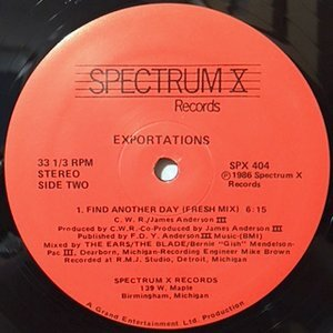 12 / EXPORTATIONS / FIND ANOTHER DAY (FRESH MIX)