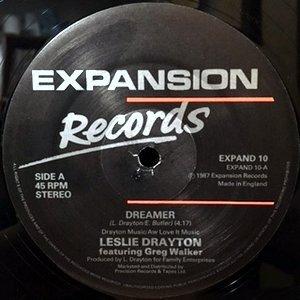 12 / LESLIE DRAYTON / DREAMER / ABSTRACTIONS