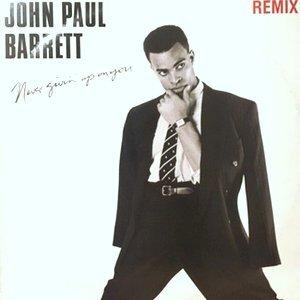 12 / JOHN PAUL BARRETT / NEVER GIVIN' UP ON YOU (12
