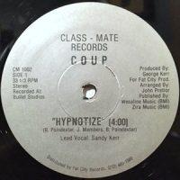 12 / COUP / HYPNOTIZE / (INSTRUMENTAL)