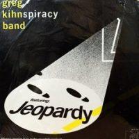 12 / GREG KIHN BAND / JEOPARDY (DANCE VERSION) / (INSTRUMENTAL VERSION)