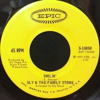 7 / SLY & THE FAMILY STONE / SMILIN' / LUV N' HAIGHT
