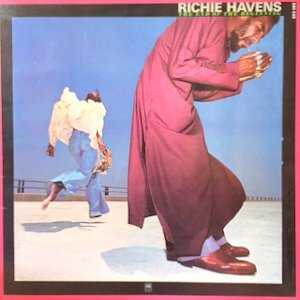 LP / RICHIE HAVENS / THE END OF THE BEGINNING