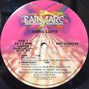 12 / CAROL LLOYD / SCORE / DREAM DANCER