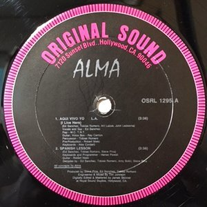 12 / ALMA / QUE NO HARIAS / WHAT YOU WON'T DO FOR LOVE