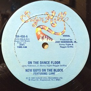 12 / NEW GUYS ON THE BLOCK / ON THE DANCE FLOOR / (INSTRUMENTAL)
