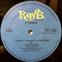 12 / P'ZZAZZ / I HEARD IT THROUGH THE GRAPEVINE / YOU TAUGHT ME TO DANCE