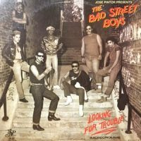 LP / BAD STREET BOYS / LOOKING FOR TROUBLE