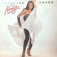 LP / MONALISA YOUNG / KNIFE